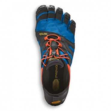 Vibram Fivefingers Vibram Fivefingers V-Trail 2.0 Bleu/orange Gr.38-50 - FF19M7603