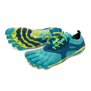 V-Run Teal/Navy