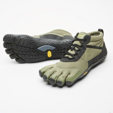 V-Trek Insulated  Olive/Noir H