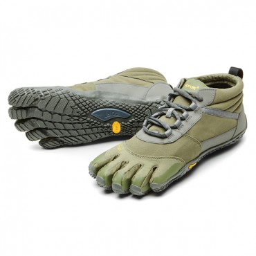 V-Trek Insulated  Olive/Gris D
