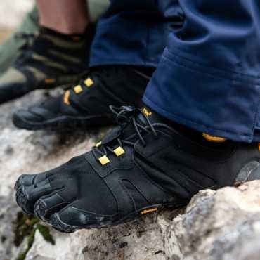 V-Trail 2.0 Hommes Noir du...