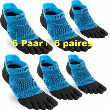 6 Paires Run Original...
