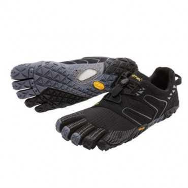 Outlet Vibram Fivefingers V-Trail M Black/Grey Jusqu'au 50 - FF17M6901