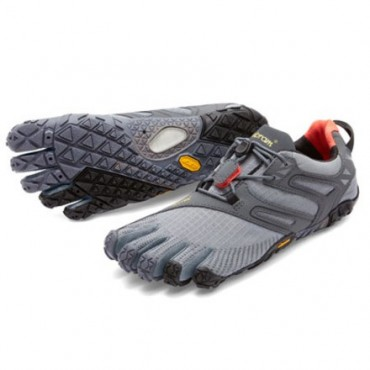 Outlet Vibram Fivefingers V-Trail W Grey/Black/Orange - FF17W6906