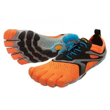 Vibram Fivefingers Vibram Fivefingers V-Run M Orange/Grey/Black - FF17M7002