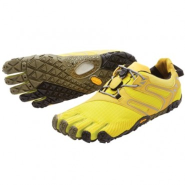 Outlet Vibram Fivefingers V-Trail Yellow/Black - FF17W6907